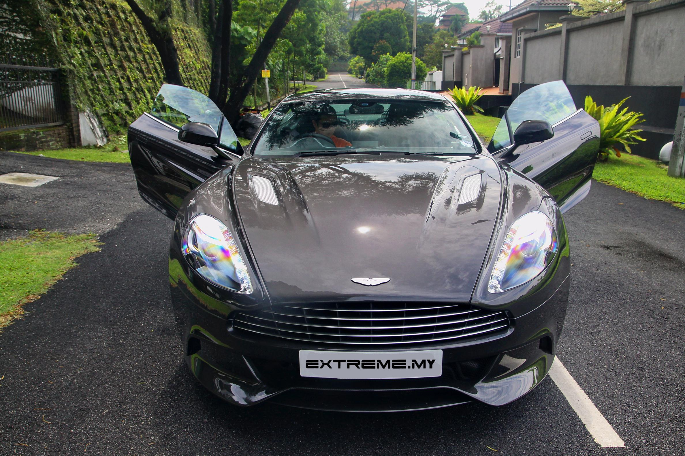 Want To Look Fast And Furious In Your Wedding Day? We Can Supply You With  The Stylish New Aston Martin Vanquish And This Is The Top Of The Line  Luxury Car ...
