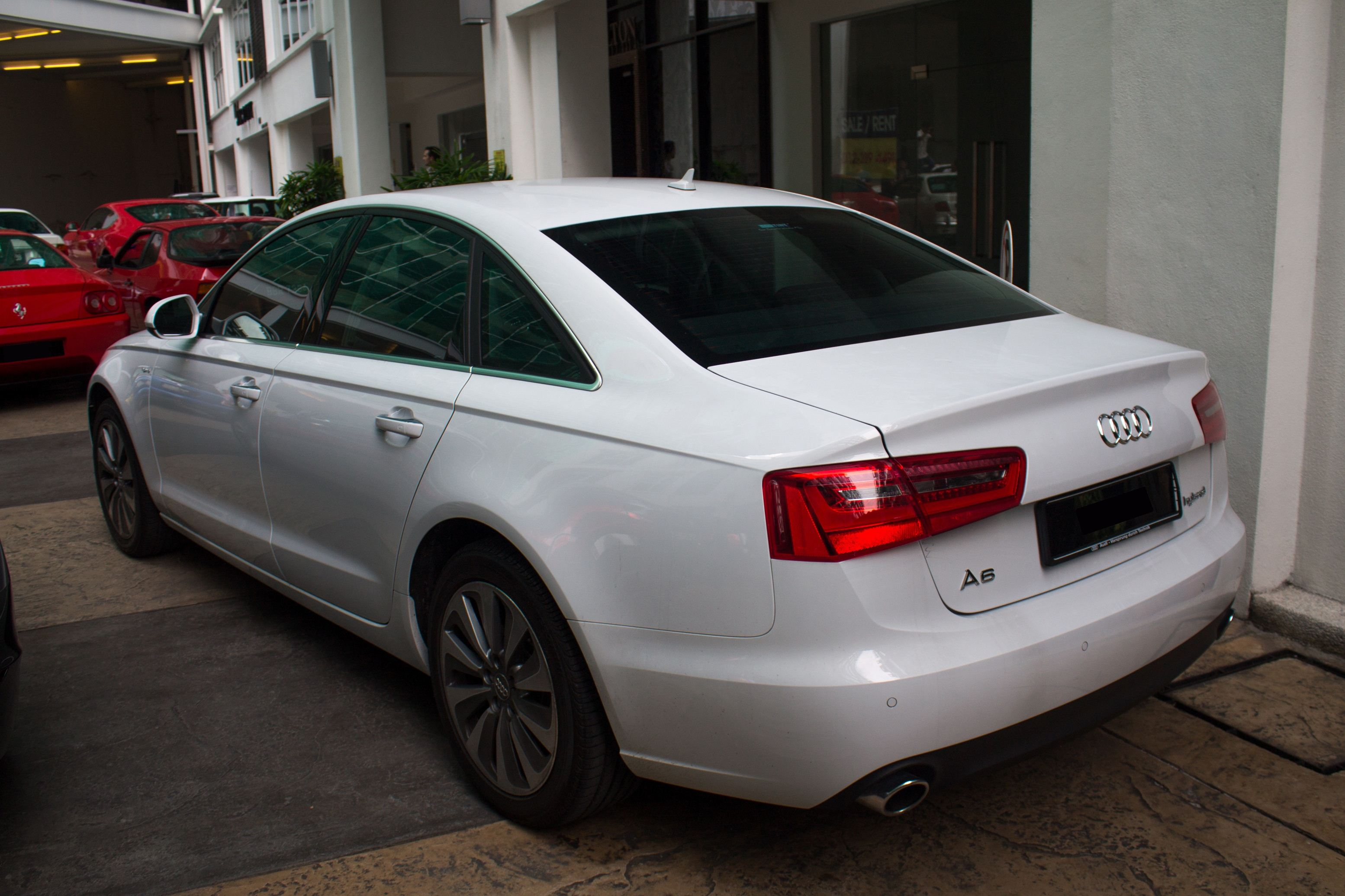 Audi A Hybrid Rental Malaysia Go Further When Renting Car - Audi rental cars