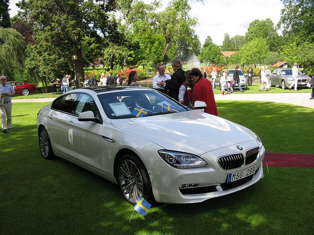 gran coupe white 1