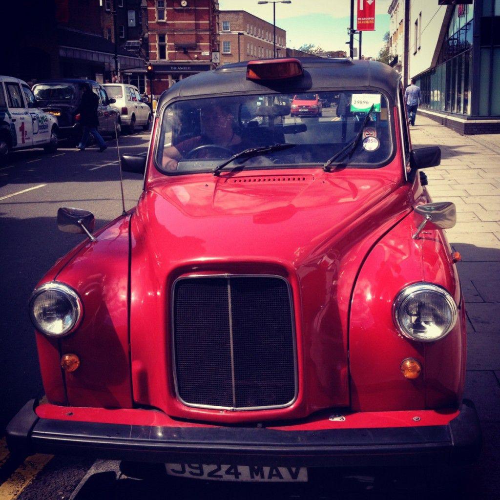london cab 1