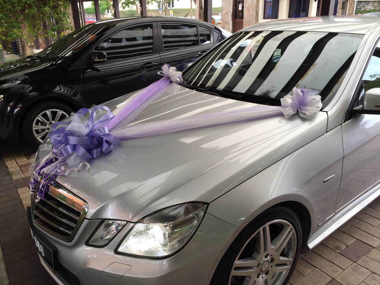 Bridal Car Decoration Wedding Vehicle Malaysia E Cl Deco 3 Img 1166